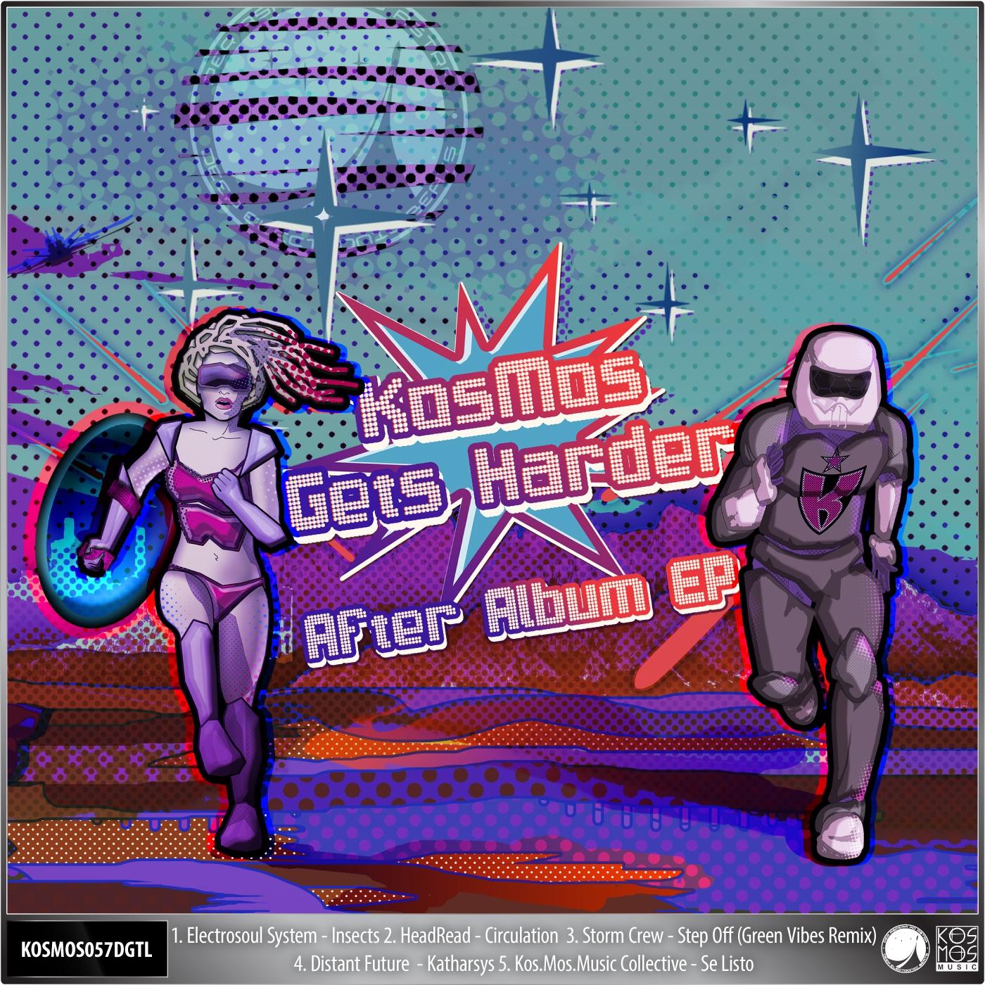 Distant Future - Katharsys (Original Mix) ()