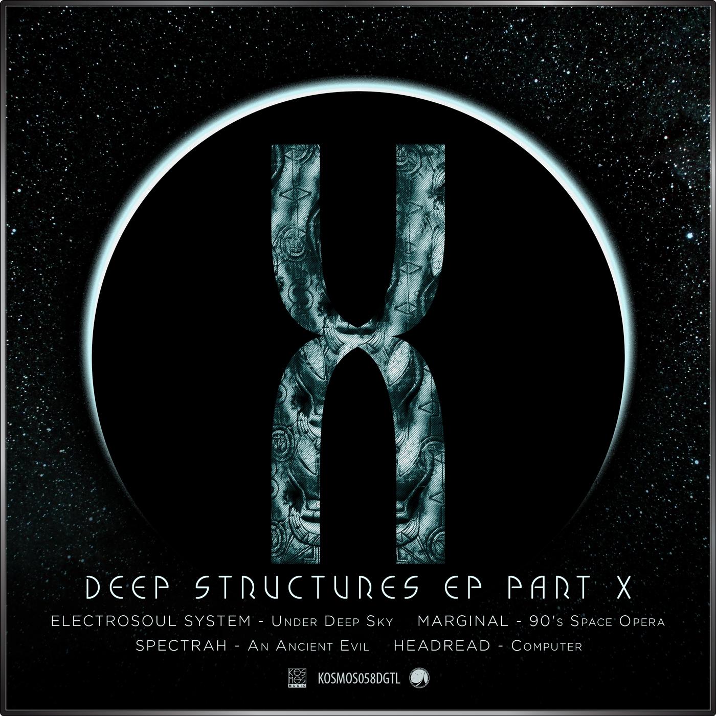 Marginal - 90\'s Space Opera (Original Mix) ()
