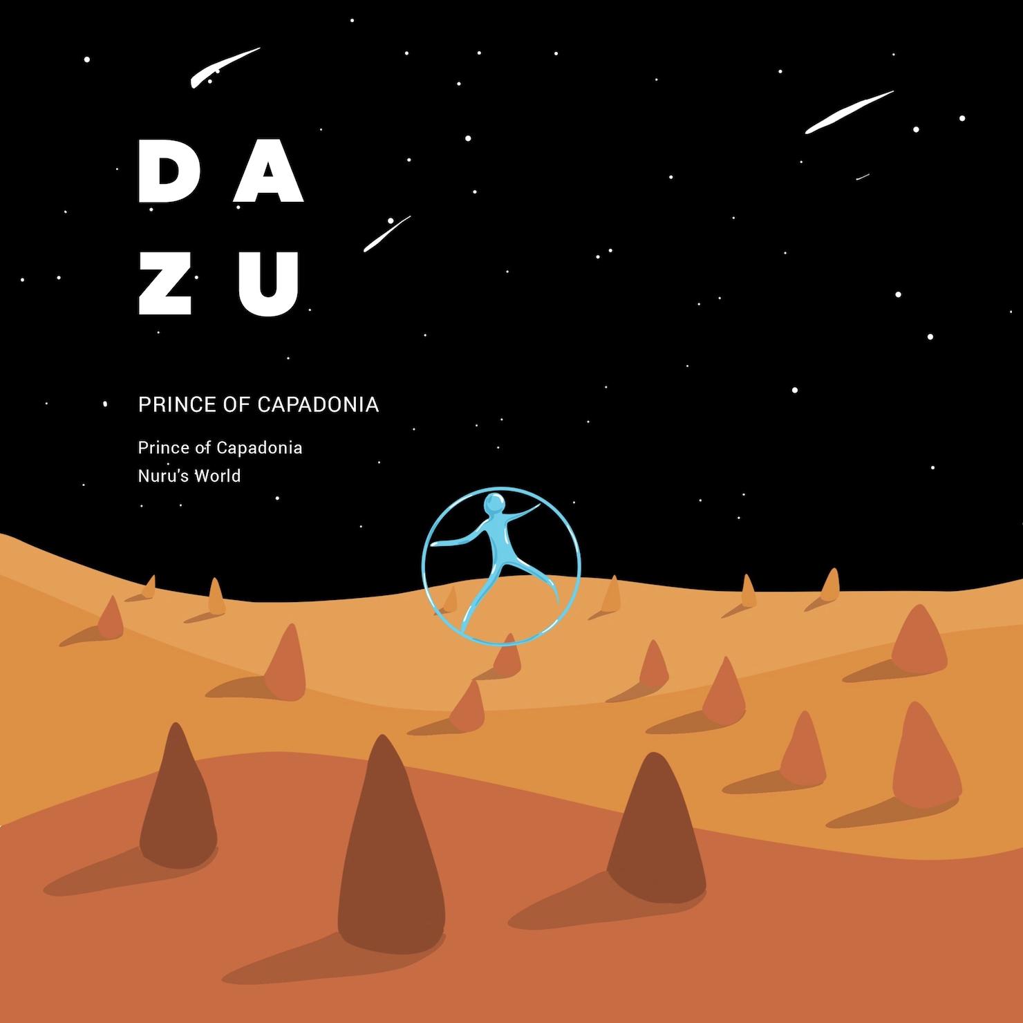 Dazu - Nuru\'s World (Original Mix)