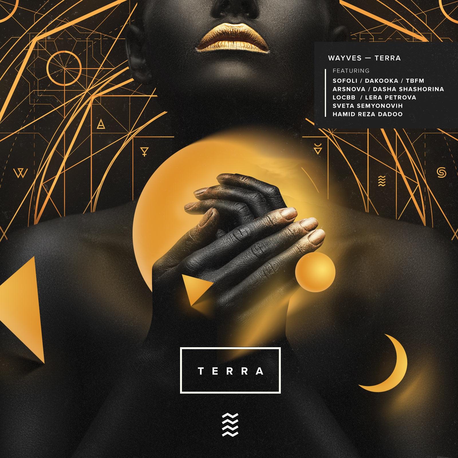 Wayves feat. Dakooka & ArsNova - Let Me Down  (Original Mix) ()