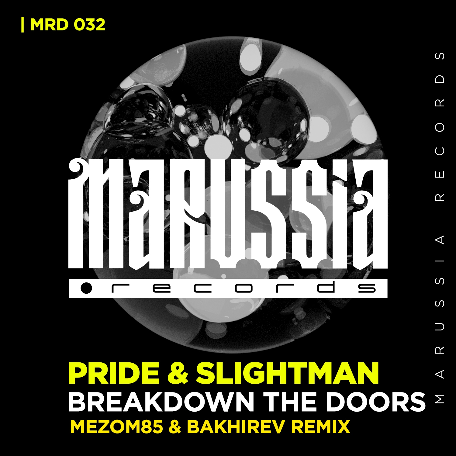 Pride & Slightman - Breakdown The Doors (MEZOM 85 & BAKHIREV RADIO REMIX) ()