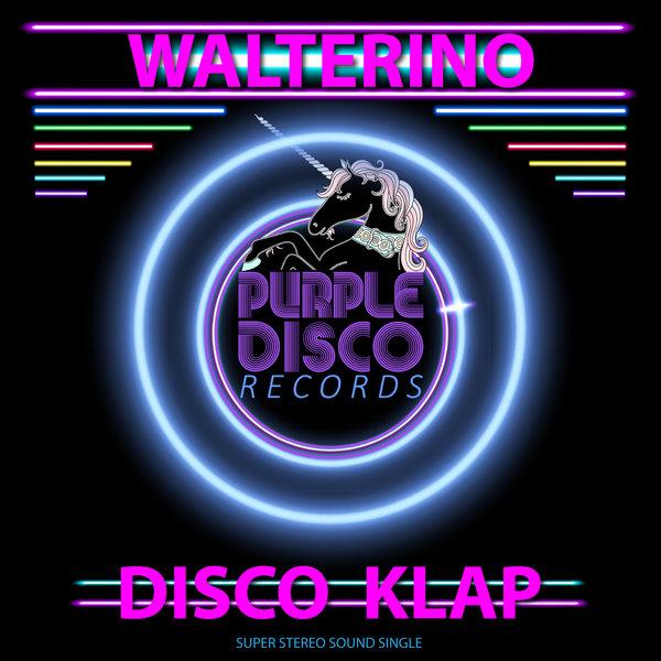 Walterino - Disco Klap  (Main Mix)