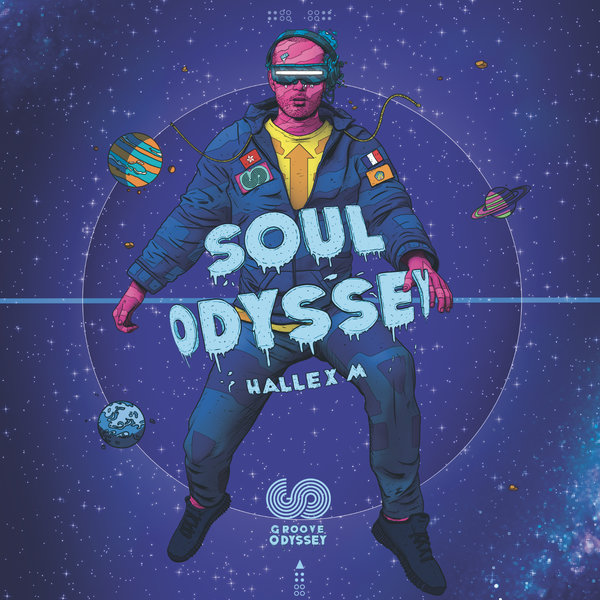 Hallex M, Jay Sebag - Free Your Mind  (Original Mix)