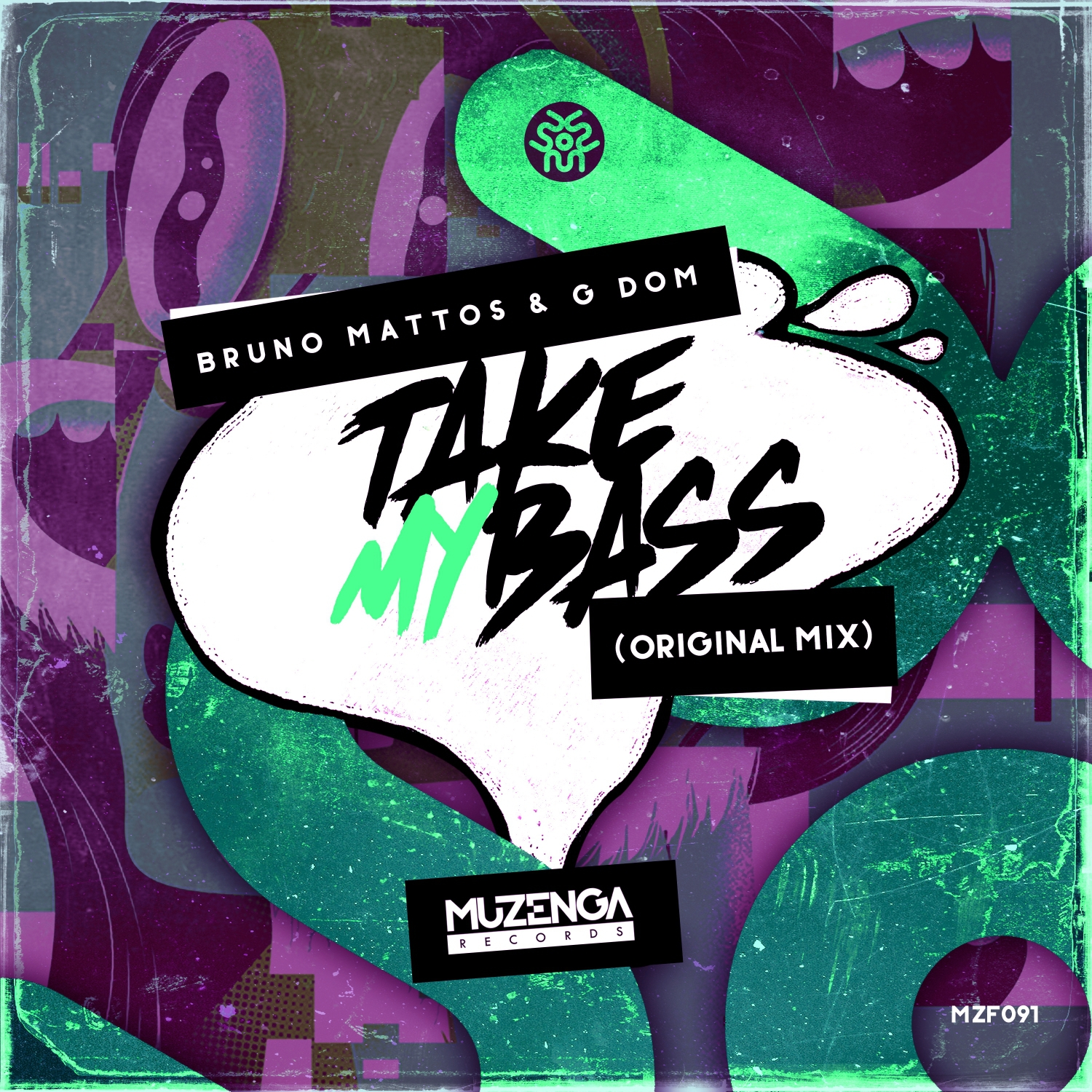 Bruno Mattos & G DOM - Take My Bass (Original Mix)