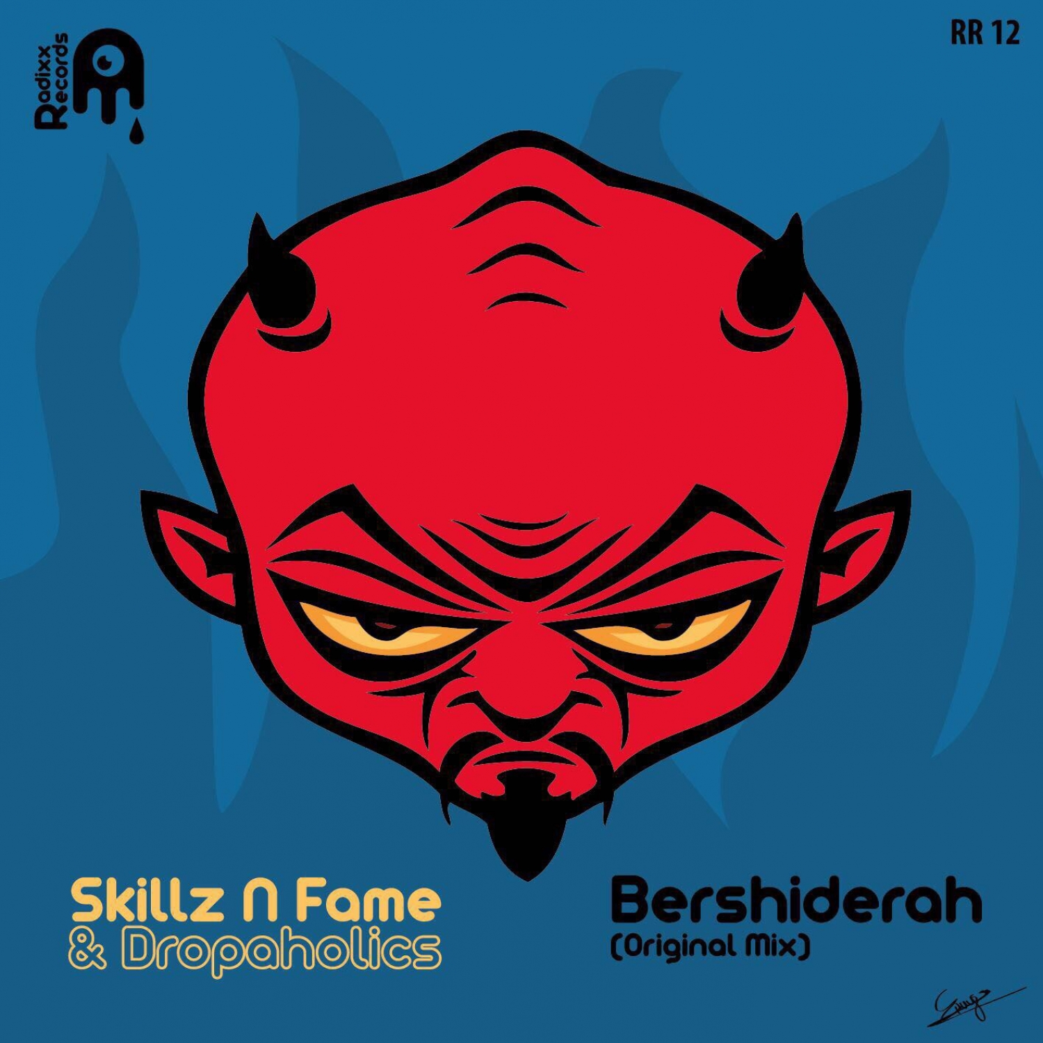Skillz N Fame & Dropaholics - Bershiderah (feat. Dropaholics) (Original Mix)