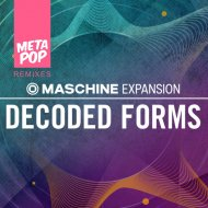 Native Instruments  - DECODED FORMS (Elev8Her Music Remix)