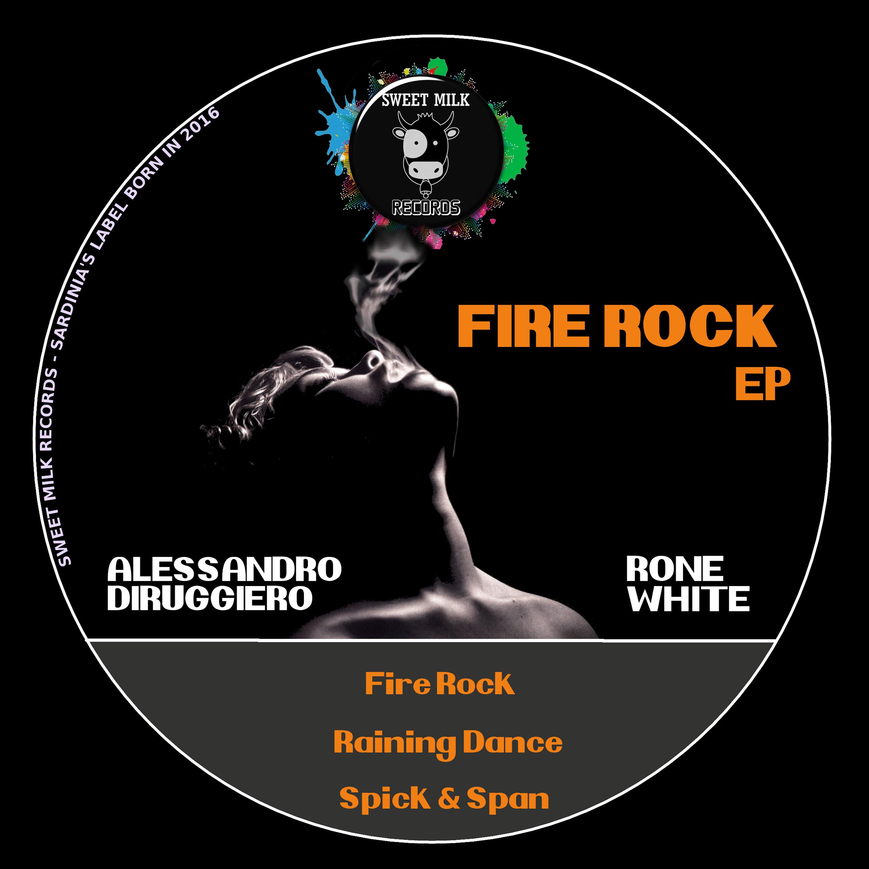 Alessandro Diruggiero & Rone White - Fire Rock (Original mix)