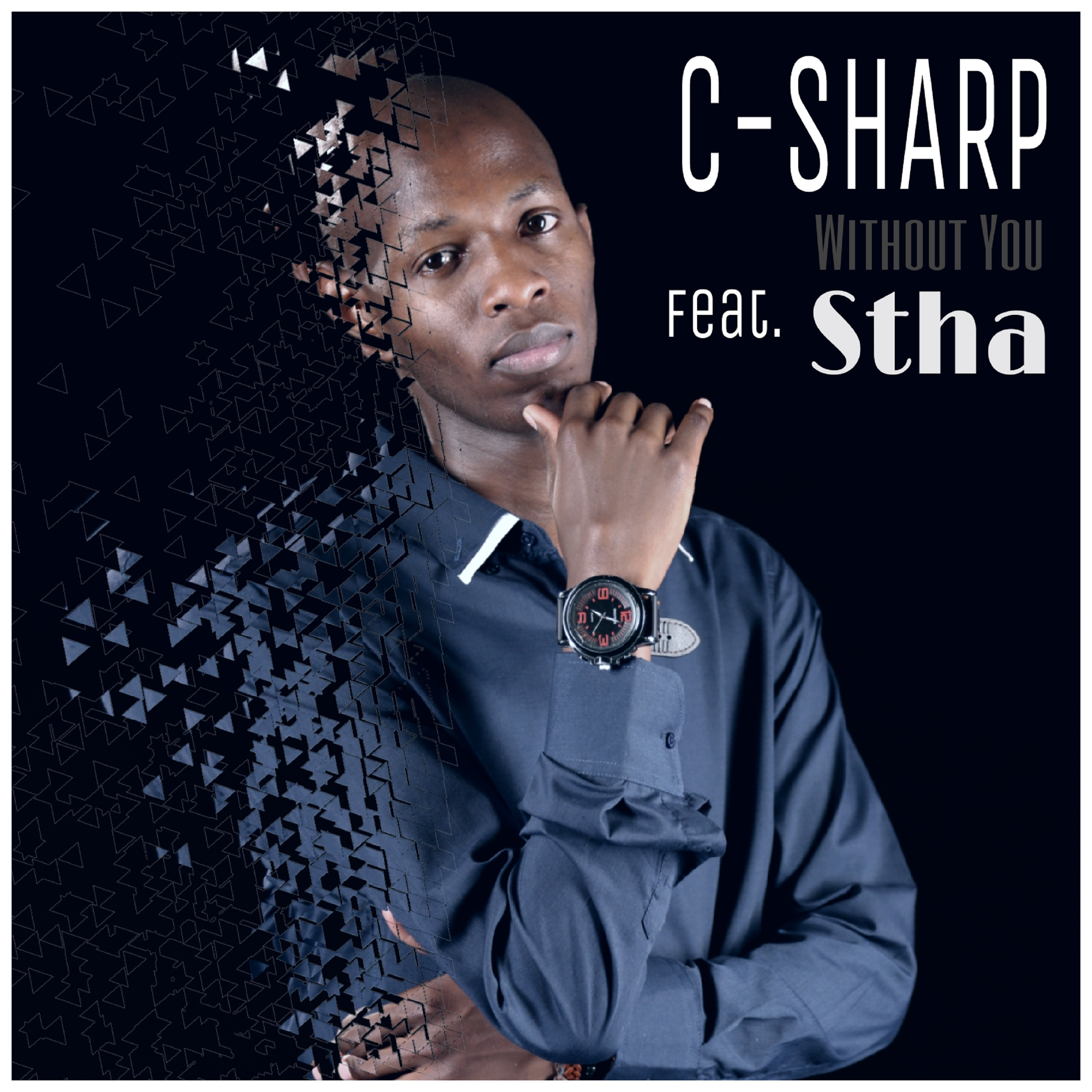 C-Sharp - Without You (feat. Stha) (Radio Edit)