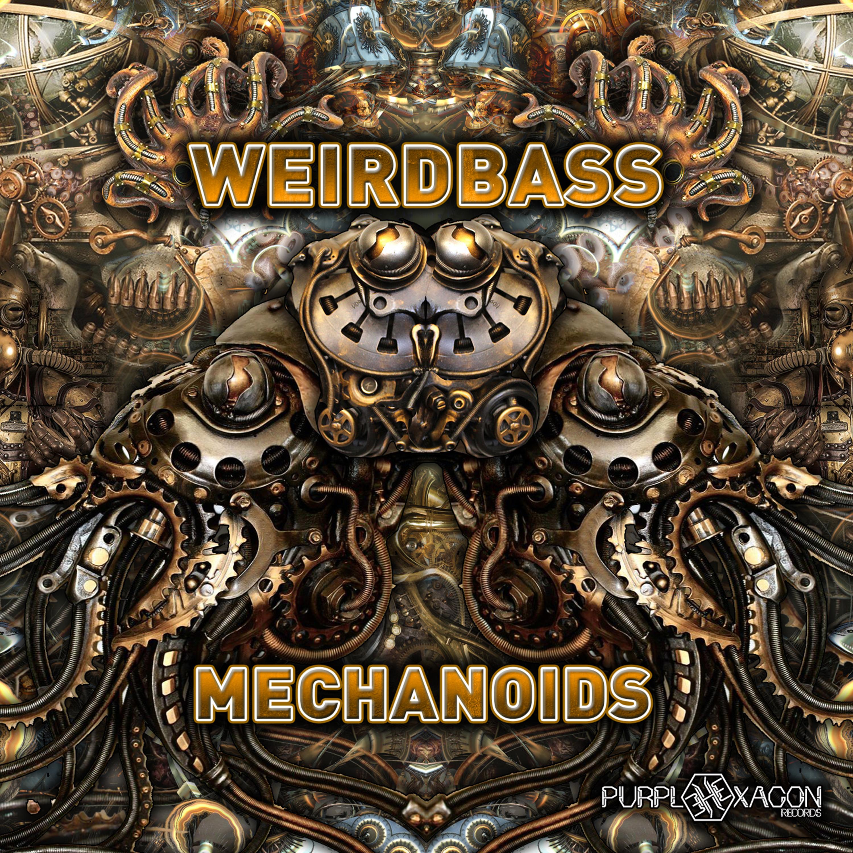 Weirdbass - Mad Engine (Original mix)