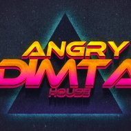 Dimta - ANGRY DIMTA\'S HOUSE vol.37 (Compiled and Mixed by Dimta)