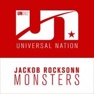 Jackob Rocksonn - Monsters  (Extended Mix)