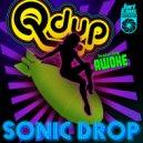 Qdup, Awoke - Sonic Drop  (Instrumental Mix)