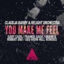 Claudja Barry & Relight Orchestra - You Make Me Feel  (Akami & Robert Eno 80\'s Version)
