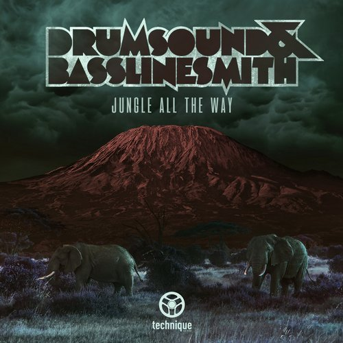 Drumsound & Bassline Smith - Jungle All The Way (Original Mix)