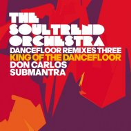 The Soultrend Orchestra - King of the Dancefloor  (Instrumental)