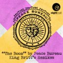 Peace Bureau  &  Eric Hilton  - The Boom (King Britt Philly 75 Mix)