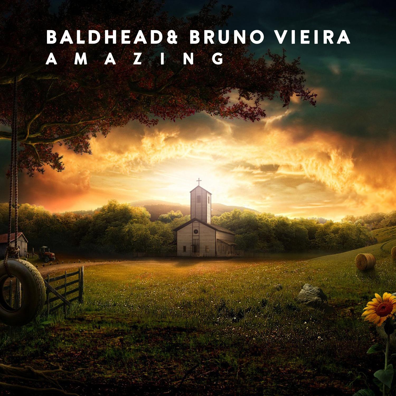 Baldhead  &  Bruno Vieira  - Amazing (Steven Kass Remix)