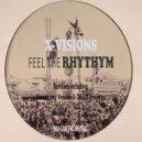 X-Vision  - Feel The Rhythm (D&S.D Projects Magnetic Dub Mix)