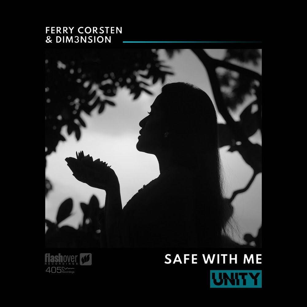 Ferry Corsten & DIM3NSION - Safe with Me  (Extended Mix)