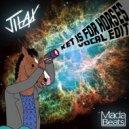 Jilax - Ketamine  (Vocal Edit)