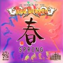 DJ El Ravi - In Serch the Read Dragon - Spring Part-1 (Mix)
