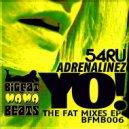 54RU  - YO! (Adrenalinez Remix)