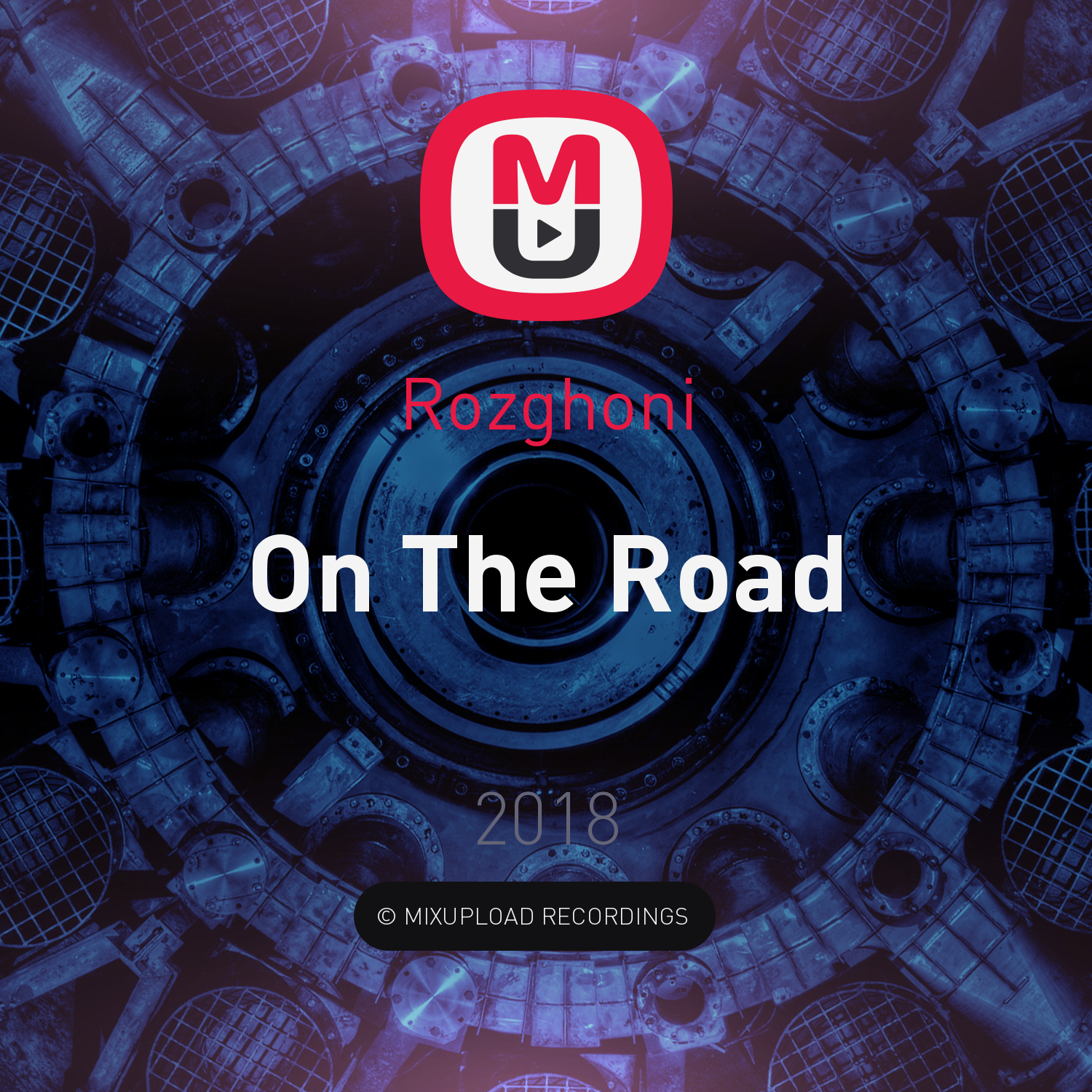 Rozghoni - On The Road (Live)
