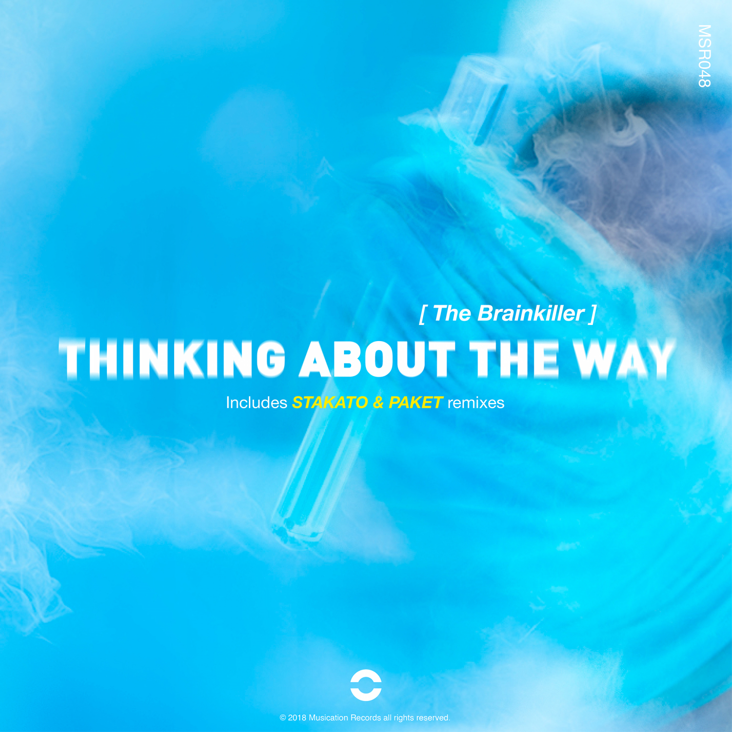 The Brainkiller  - Thinking About The Way (Paket Remix)