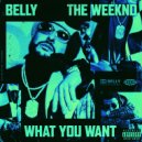 Belly - What You Want (feat. The Weeknd) (Original mix)