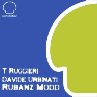 T. Ruggieri  &  Davide Urbinati  - Rubanz Mood (Evren Ulusoy\'s Kinky Mood Remix)