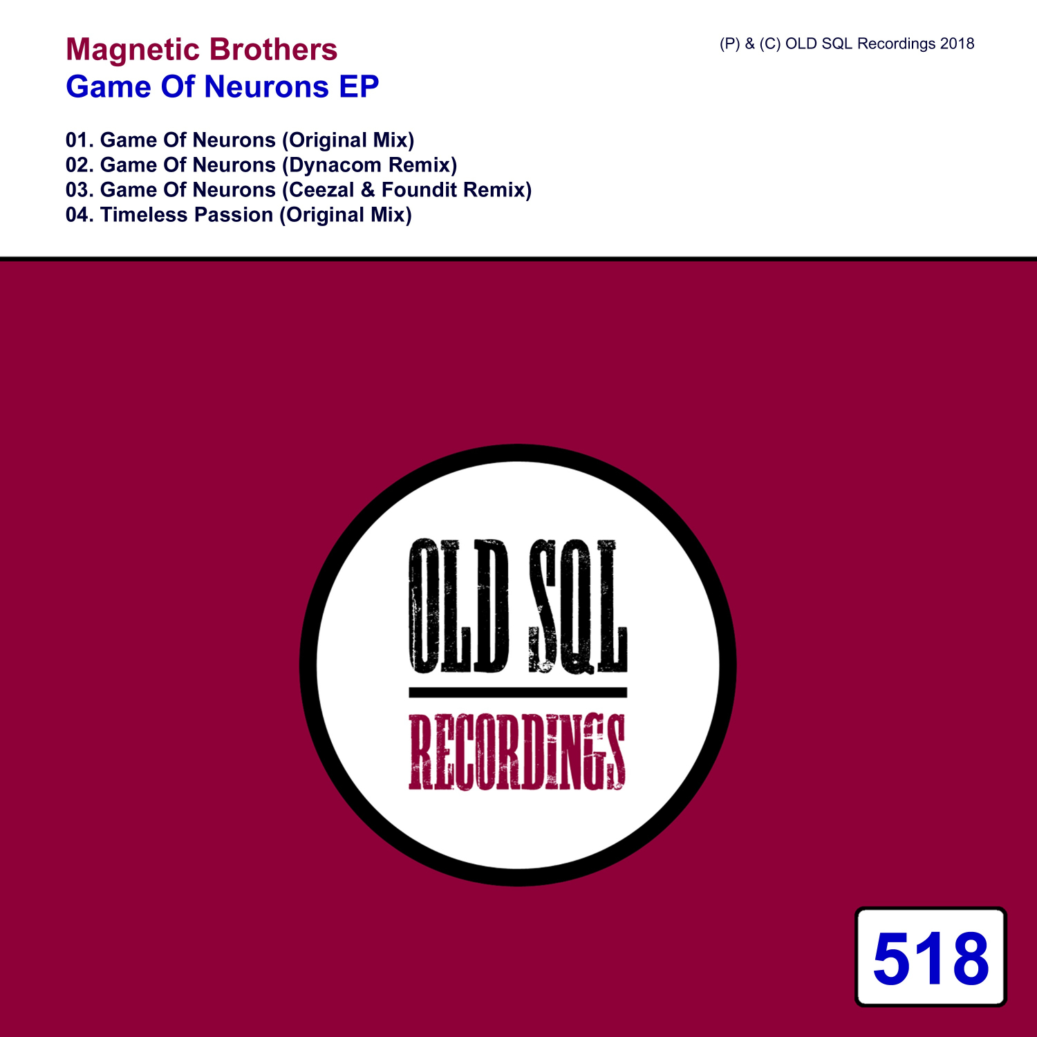 Magnetic Brothers  - Game Of Neurons (Dynacom Remix)