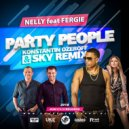 Nelly feat. Fergie - Party People  (Konstantin Ozeroff & Sky Remix)