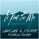 Alesso, Anitta  -  Is That For Me  (Rumble Remix)