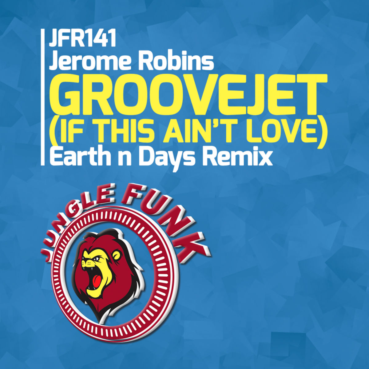 Jerome Robins - Groovejet (If This Ain\'t Love)  (Earth n Days Remix)