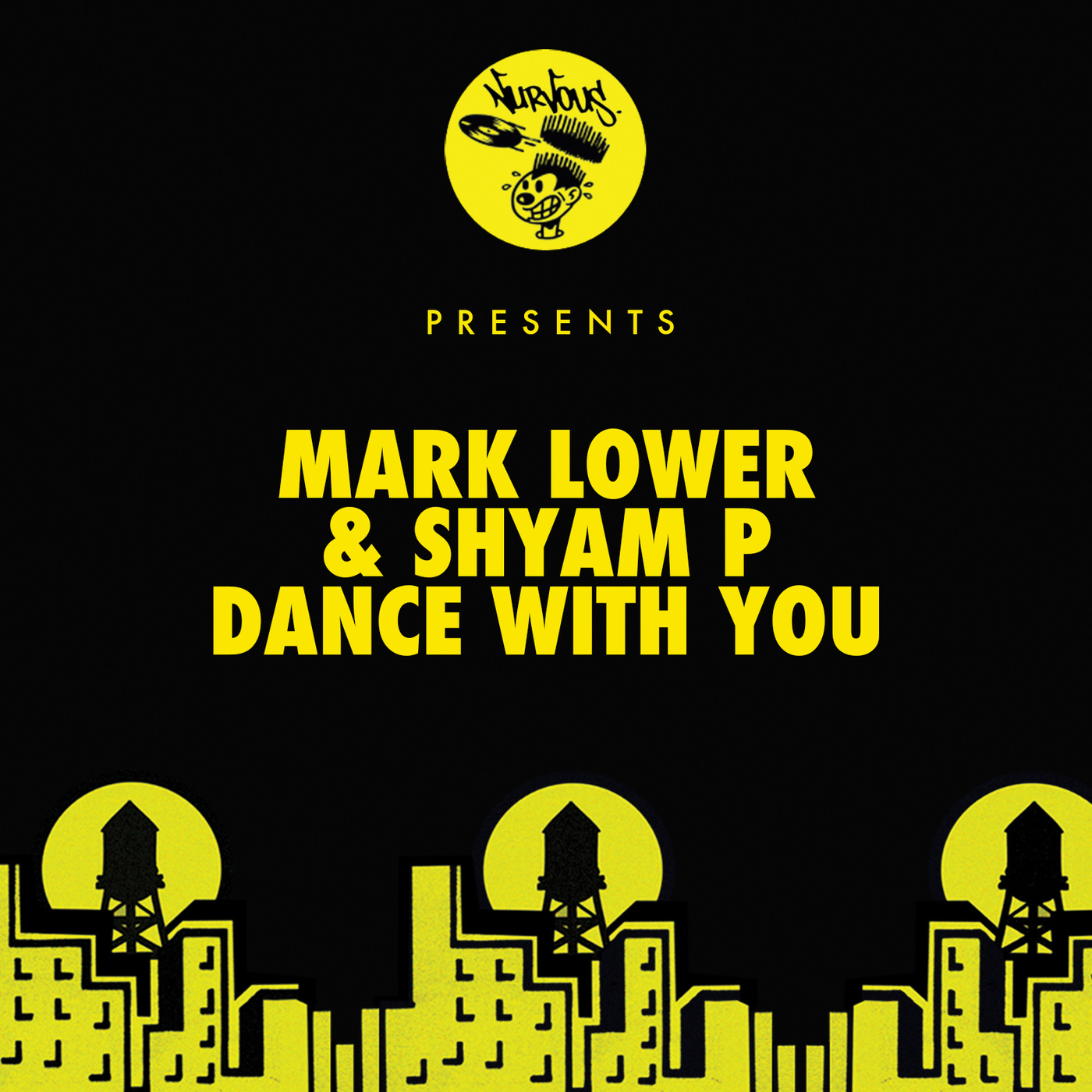 Mark Lower & Shyam P - Dance With You (Original Mix)