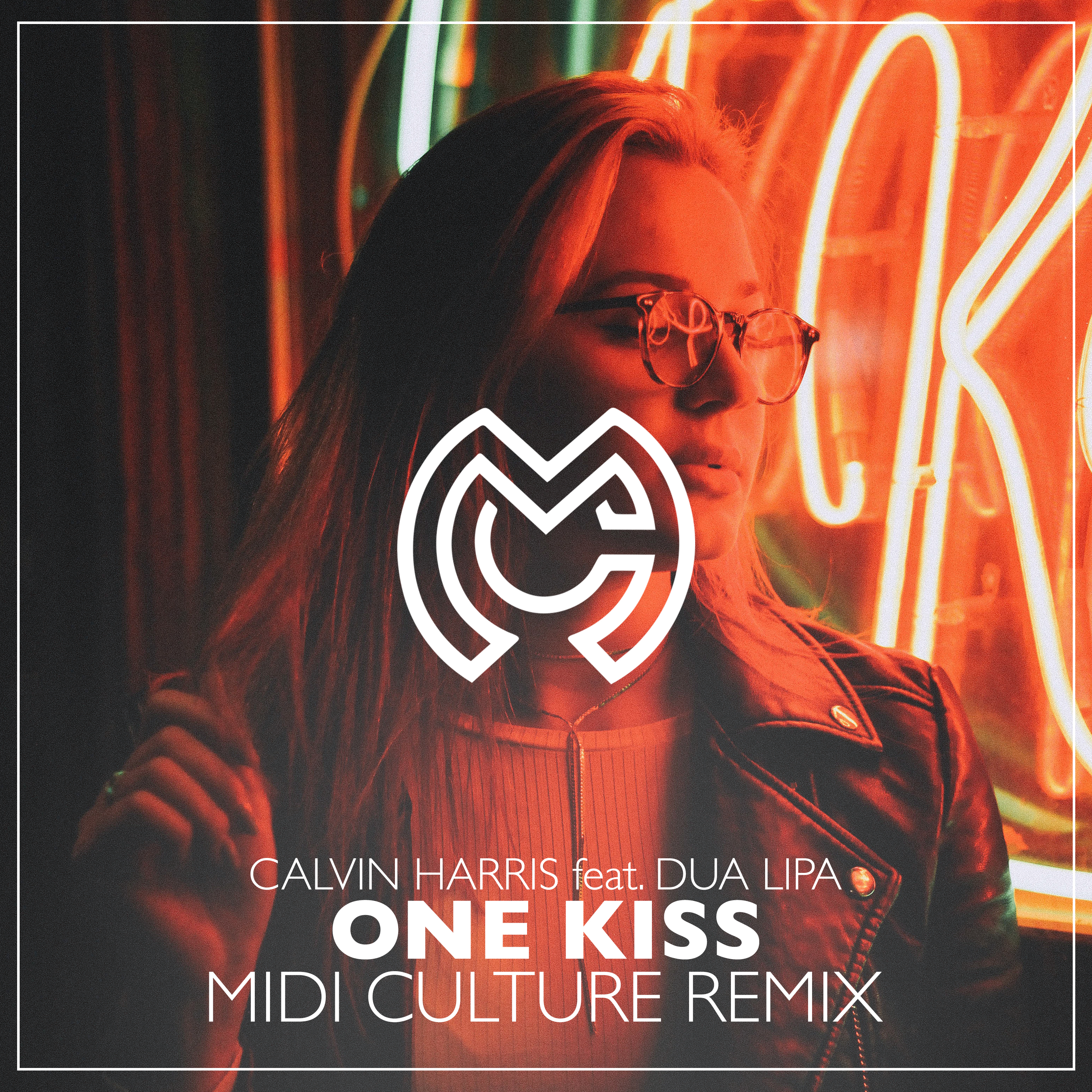 Calvin Harris feat. Dua Lipa  - One Kiss  (Midi Culture Extended Remix)