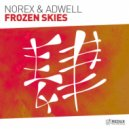 Norex & Adwell - Frozen Skies  (Extended Mix)