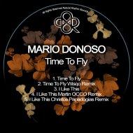 Mario Donoso  - Time To Fly (Wisqo Remix)