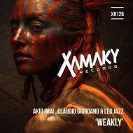 Akio Imai, Claudio Giordano & Leg Jazz  - Weakly  (Original Mix)
