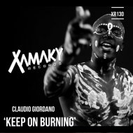 Claudio Giordano - Keep On Burning  (Original Mix)