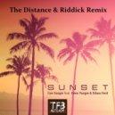 Can Sezgin & Emre Yazgin feat. Dilara - Sunset  (The Distance & Riddick Remix)