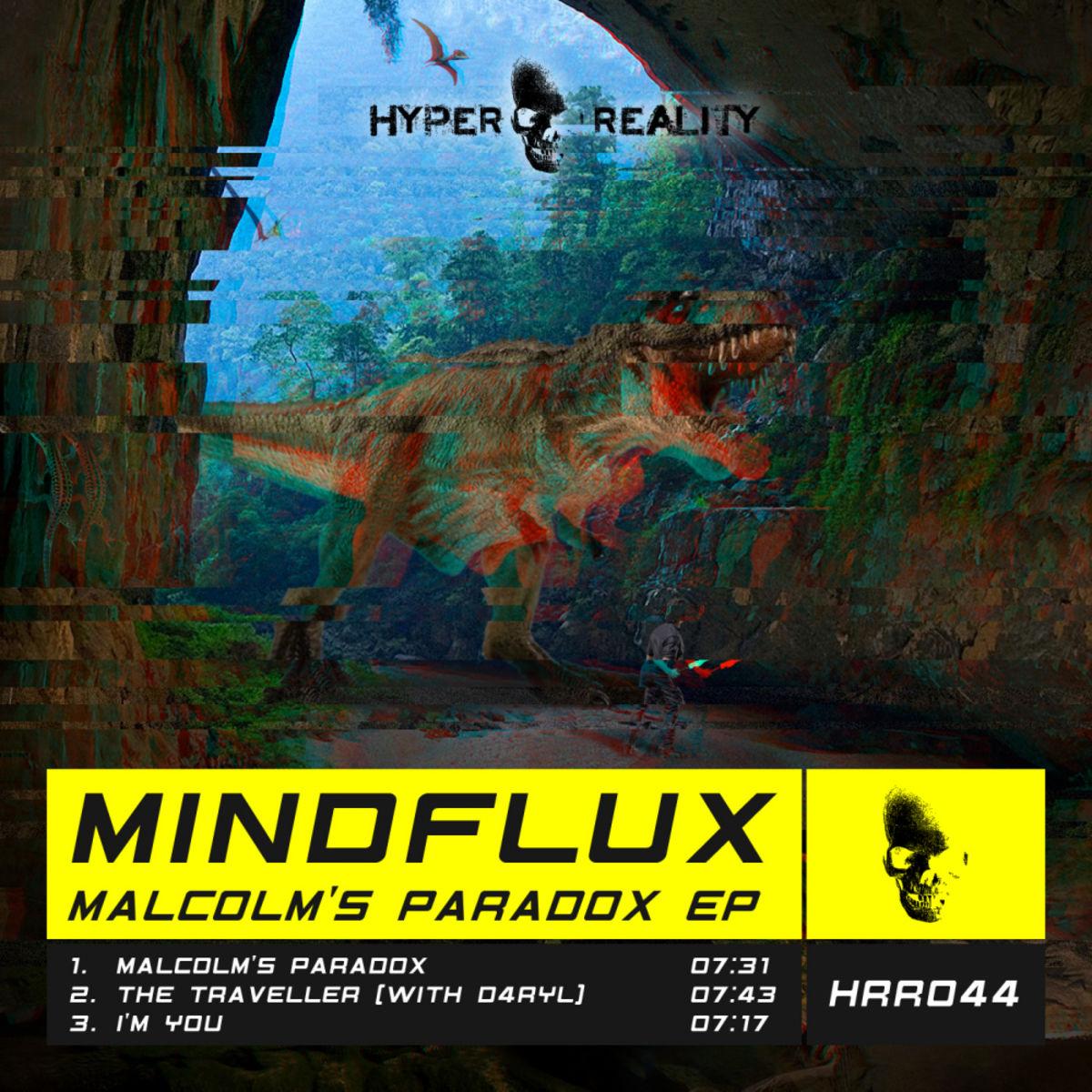 Mindflux - Malcolm\'s Paradox  (Original Mix)