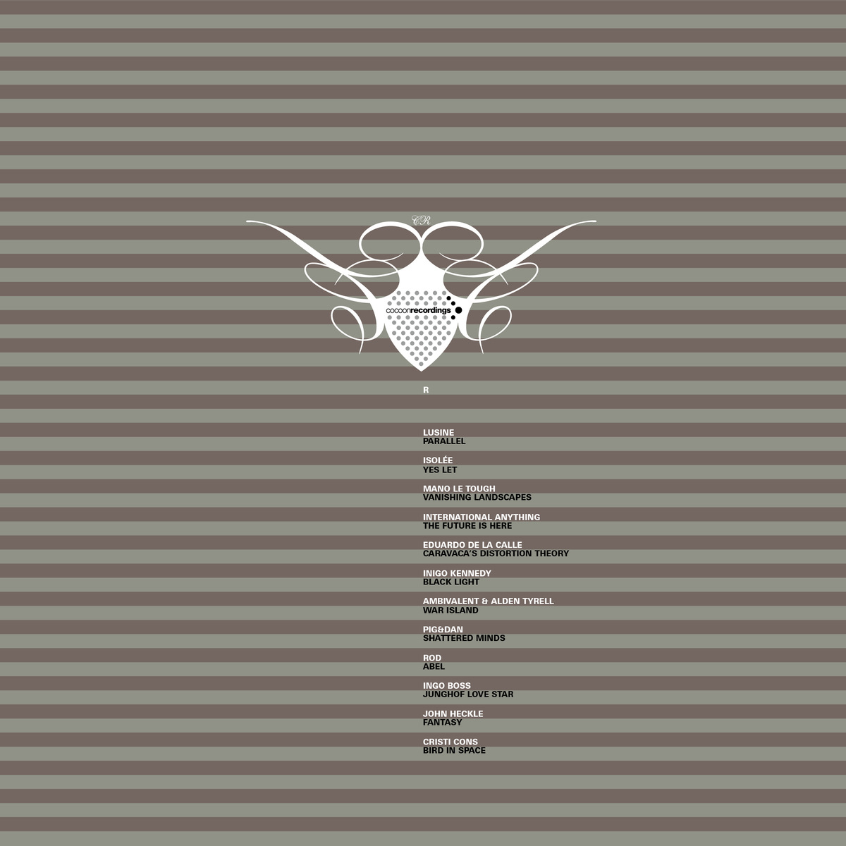Isolée - Yes Let (Original Mix)