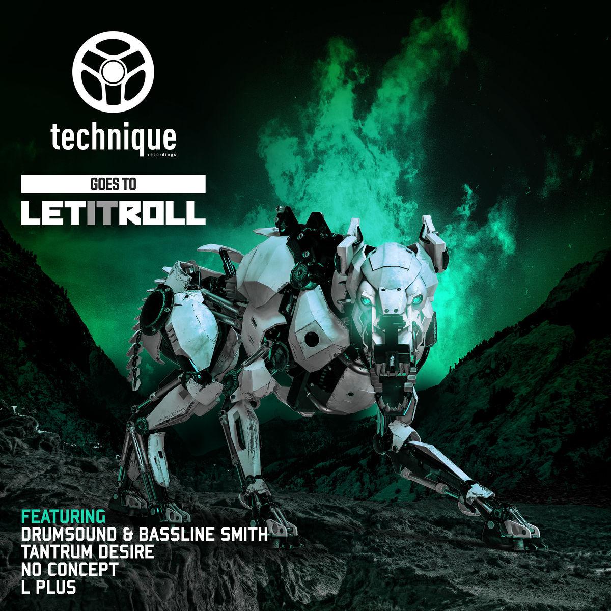 Drumsound & Bassline Smith - Control  (Let It Roll VIP)