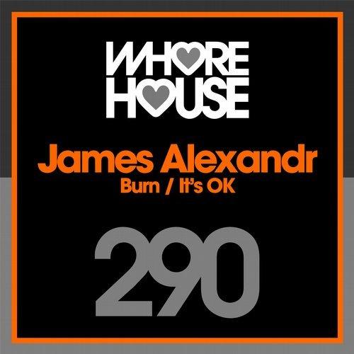 James Alexandr - Burn (Original Mix)
