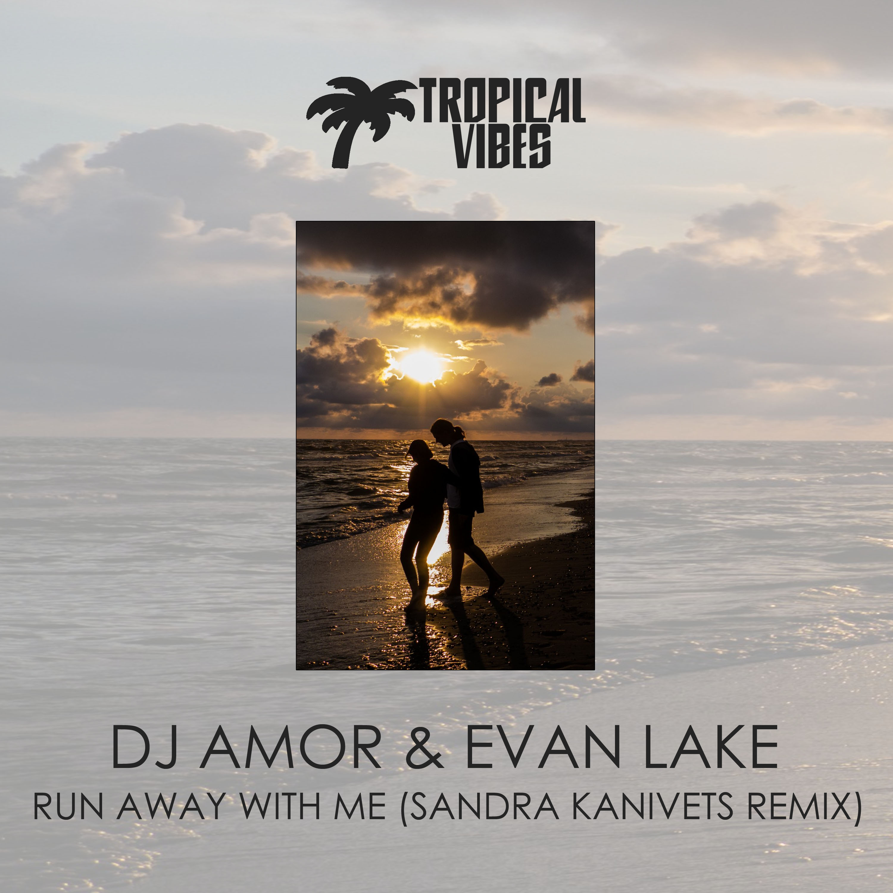 DJ Amor & Evan Lake - Run Away With Me (Sandra Kanivets Remix)