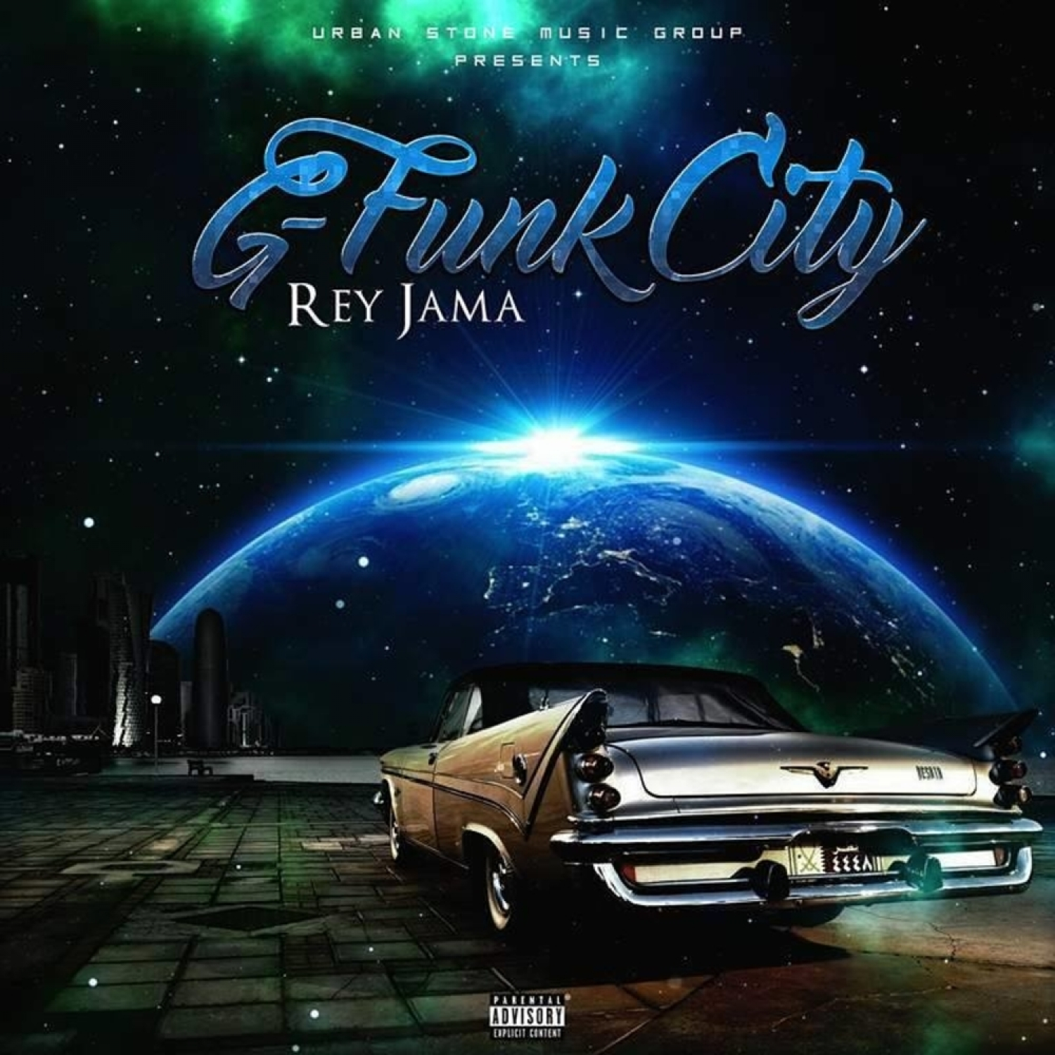 Rey Jama & MR.WHO?? - G-Funk City (feat. MR.WHO??) (Original Mix)