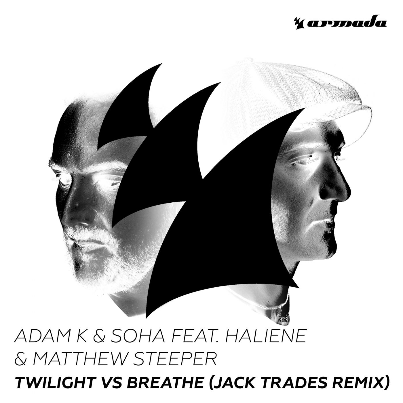 Adam K, Soha - Twilight vs Breathe feat HALIENE & Matthew Steeper ( Jack Trades Extended Remix)