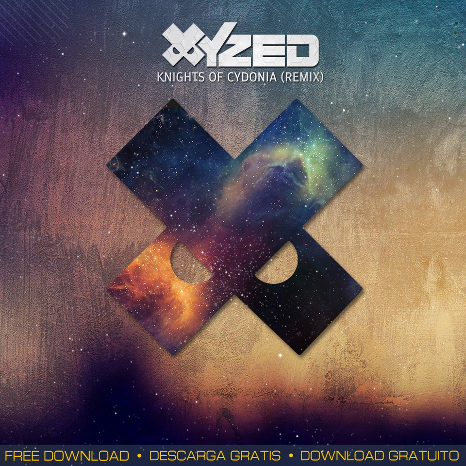 XYZed  - Knights of Cydonia  (Remix)