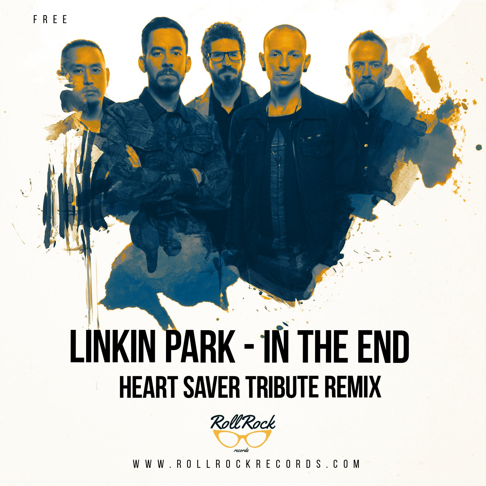 Linkin Park - In The End  (Heart Saver Tribute Remix)
